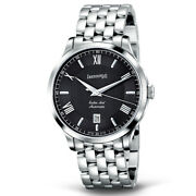 Men's Watch Eberhard Extra-fort Automatic Steel 41029.6 New And Original