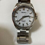 Seiko Sarb023 Watch Men Mechanical Silver Used Discontinued Product From Japan