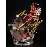 Prime 1 Studio X Sideshow 200516 Justice League New 52 The Flash Statue H21inch