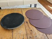 Shopsmith Steel Sanding Disc With Velco Backing And 3 Sanding Pads