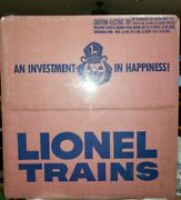 Vintage 1991 Lionel Electric Trains 6-11722 Pastel Girls Set New Sealed And 4 Cars