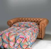 Sofa Bed Chesterfield 3 Places Sitting Double