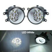 Led Front Drl Fog Light For 2007-2012 Toyota Yaris For 2010-2012 Toyota Prius