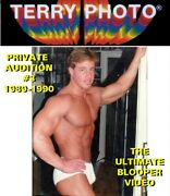 Terry Photo® Private Audition Dvd.3  1989-1990.