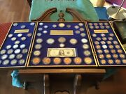 Historical United States Coin Collection Includes Several Silver Us Coins