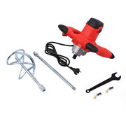 Electric Portable Concrete Mixer Drill Cement Stirrer For Grout Paint Mortar Mud