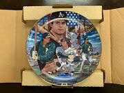 Major League Baseball Jose Canseco 1989sports Impressions Gold Edition Plate275
