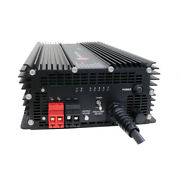 Analytic System Bca1505-12 S Ac Charger 2-bank 100a 12v Out 110v In