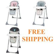 Baby Trend Sit Right 3-in-1 High Chair, Safety, Ease-of-use, 3 Pattern Free Ship