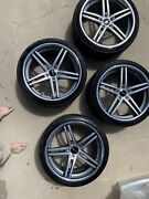 Lorenzo Wl197 20andrdquo Alloy Wheels And Goodyear Eagle Sport Tires 245/35r 20