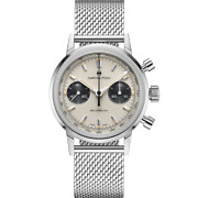 Hamilton American Classic Intra-matic Chrono H Ivory Dial Menand039s Watch H38429110