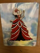 Mamobot - Alice In Wonderland - Queen Of Hearts - Limited Edition Enamel Pin