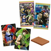 Jojo Wafer The Animation Special 20pack Box Candy Toy