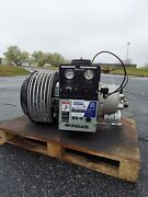 Used 10-hp Sullair Rotary Base Mount With Standard Controls