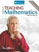 About Teaching Mathematics A K-8 Resource 4th Edition By Marilyn Burns New