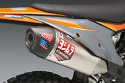 Ktm 500 Exc-f, Husqvarna Fe 501s 2020 2021 Full Rs-12 Exhaust Pipe W/ Carbon Tip