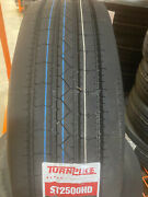 4 New 235/80r16 Turnpike St2500 All Steel Trailer Tire 235 80 16 2358016 14ply G