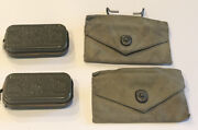 Wwii Ww2 Us Military Army First Aid Medical Medic Packet Carlisle Bandage Pouch
