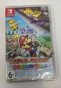 Paper Mario The Origami King Nintendo Switch Brand New And Factory Sealed