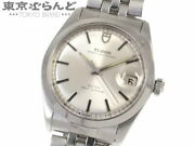 Tudor Oyster Date 7992/0 Cal.2423 Used Watch Ss Manual Wind Redan Dial Exc.cond.