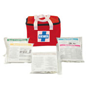 Orion Safety Products 841 Orion Blue Water First Aid Kit Soft Case