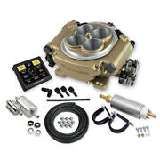Holley Sniper Efi And Ignition Kit 550-516k-gmbk Hyperspark 650 Hp For Sbc Bbc