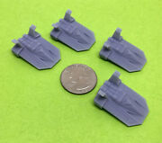 Terran Cargo Sled/star-belly Bombers Set Of 4 War-game Miniatures No Bases