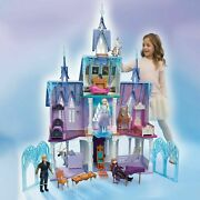 Disney Frozen Ii 2 Ultimate Arendelle Castle Playset Play House Sold Out