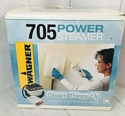 Wagner 705 Wallpaper Power Steamer Remover Stripper Tested Working Complete 1042
