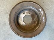 Crank Pulley Ford Mustang Fairlane C8ae-6312-a 390/428 Cobra Jet