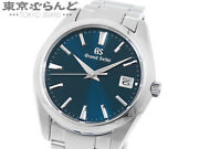 Seiko Grand Heritage Collection Sbgv225 / 9f82-0af0 Unused Watch Menand039s Qz Bl