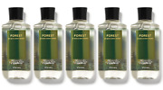 5-pack New Discontinued Forest 3-in-1 Hair Face And Body Wash Shower Gel Bbw