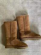 Nwt Ugg Classic Tall Bootssize7 Chestnut