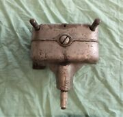 Early Vintage Evinrude Lightfour Outboard Motor Exhaust Manifold
