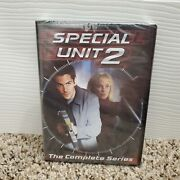Special Unit 2 The Complete Series Brand New Sealed 2017