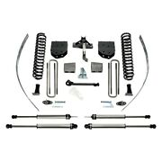 For Ford F-250 Super Duty 08-16 8 X 8 Basic Front And Rear Suspension Lift Kit