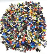Lego Huge 2 Pound Lot Of Minifigure Body Pieces And Accessories Bulk Two Lbs