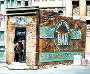 Downtown-deco First Timer Bar Kit - O Scale Model Railroad Building - 52