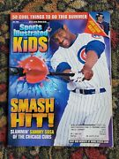 1999 July Si For Kids Magazine 814 Serena Williams Rookie Card Sifk Great Shape
