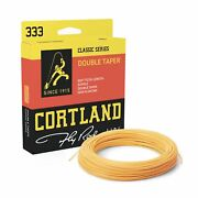Cortland 333 Double Floating Fly Line