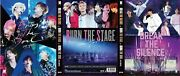 Bts 3 Dvd Movie Collection Burn The Stage + Break The Silence + Bring The Soul