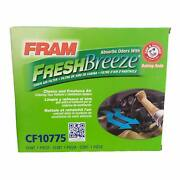 Fram Fresh Breeze Cabin Air Filter With Arm And Hammer Baking Soda Cf10775