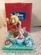 Enesco Genuine Disney Traditions Vintage Pooh And Piglet 50 Years Of Friendship