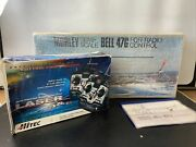 Bell 47 G Vintage Morley Helicopter New In Box