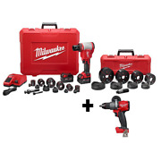 M18 18-volt Lithium-ion 1/2 In. - 4 In. Force Logic High Capacity Cordless Knock