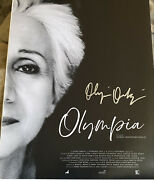 Olympia Dukakis Signed Aautographed Photo Poster 11 X 14 Olympia Documentary