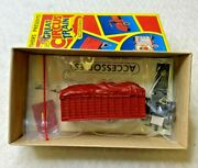 Vintage Walthers Great Circus Train Accessories W/ Original Box 933-1364
