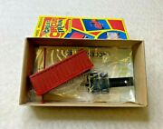 Vintage Walthers Great Circus Train Accessories W/ Original Box 933-1360
