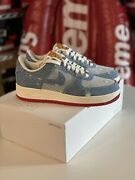 Nike By You Airforce 1 Low Levi's Sz 9.5 Us Inspired By Reese Forbes Dunk Sb
