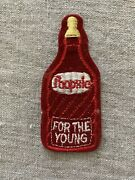 Topps Original 1973-1974 Wacky Packages Sew-on Cloth Patch - Poopsie For Young
